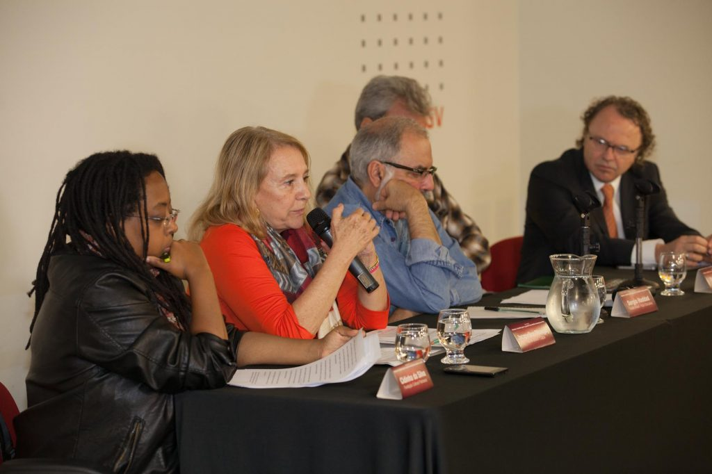 2013 -  Seminar - Progress and challenges for the guarantee of human rights in the country (São Paulo)