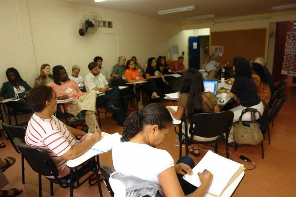2007 First Grantees Meeting - Annual Call for Proposals (SãoPaulo)