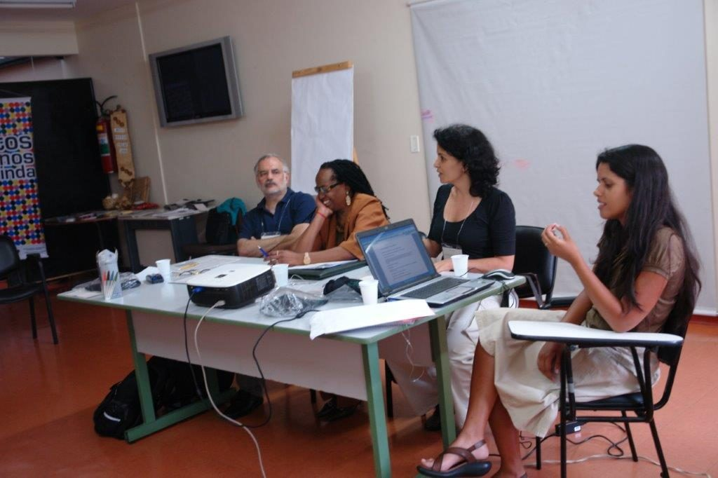2007 First Grantees Meeting  - Annual Call for Proposals (São Paulo)