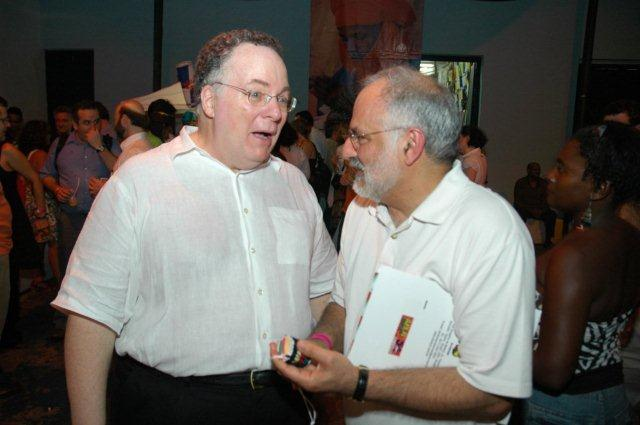 2006 - Public launch of the Fund and announcement of the first Call for Proposals (Salvador, Bahia)