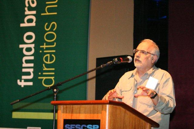 2009 - Musical Dialogues - MV Bill - Launch of Call for Proposals (São Paulo)