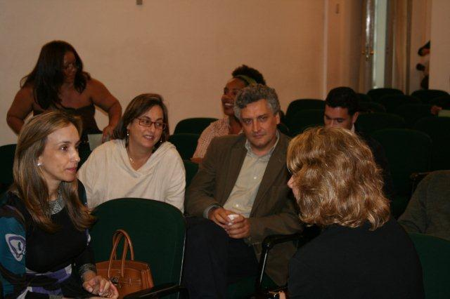2007 - Debate - Private Investment in Human Rights in Brazil - Launch of Call for Proposals (São Paulo)
