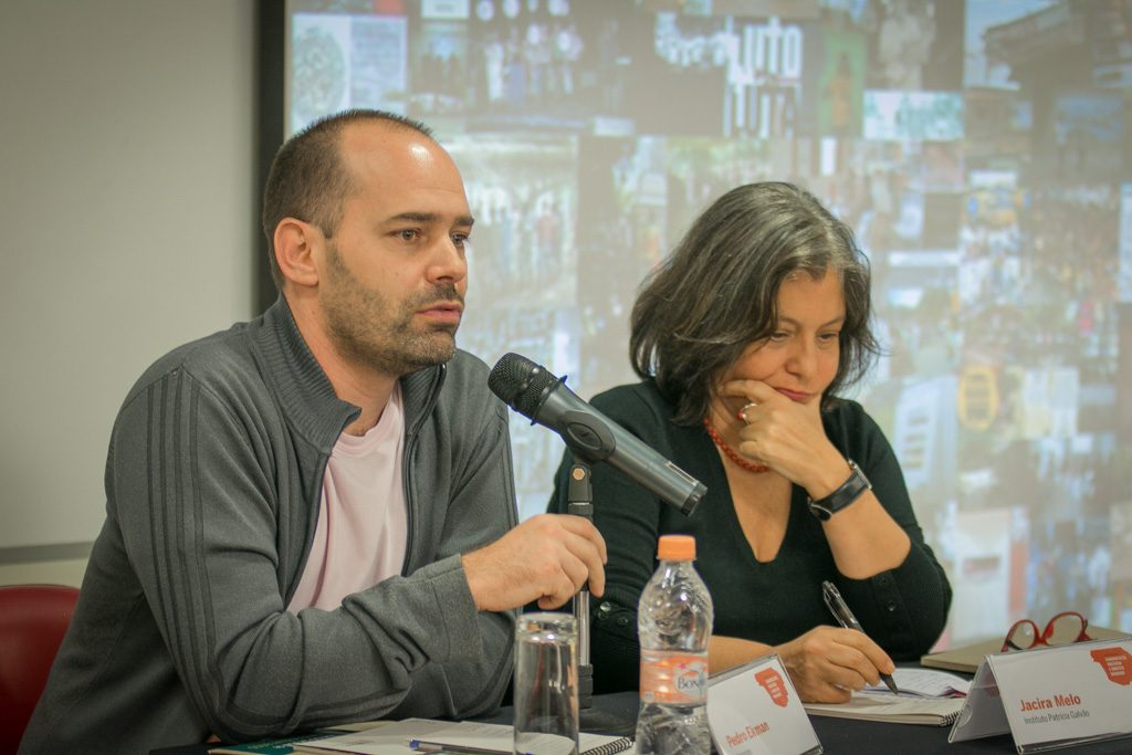 2015 - Seminar - Communications, Violence and Human Rights (São Paulo)