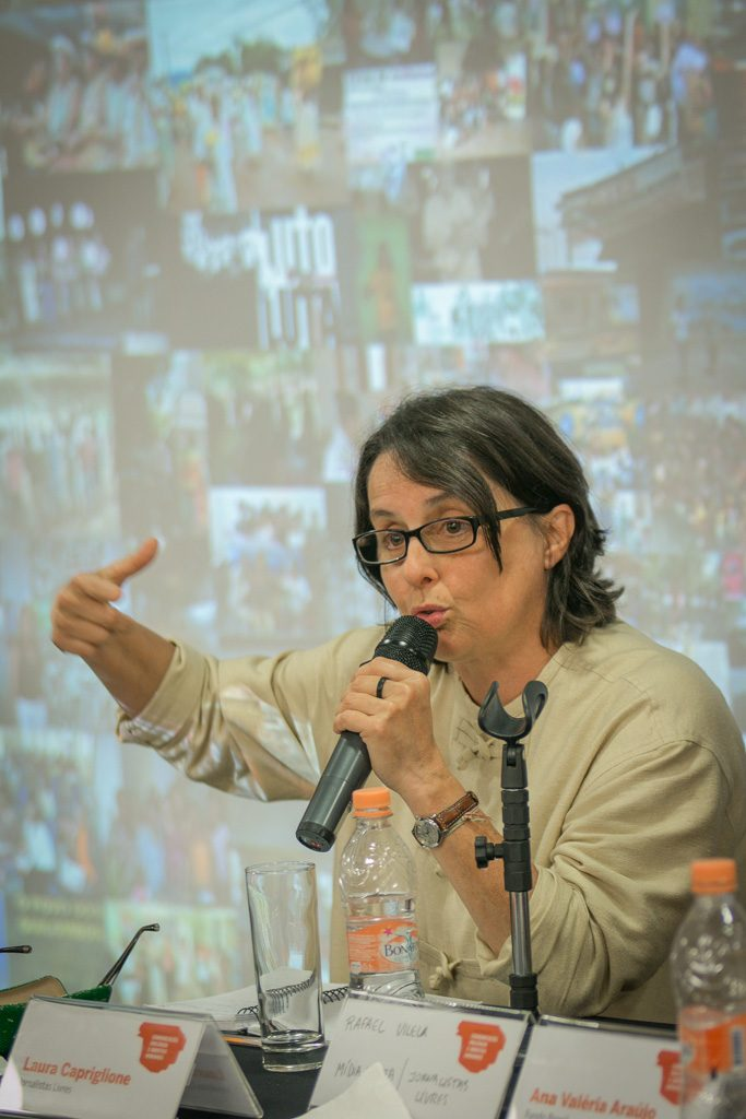 2015 - Seminar - Communications, Violence and Human Rights (São Paulo)