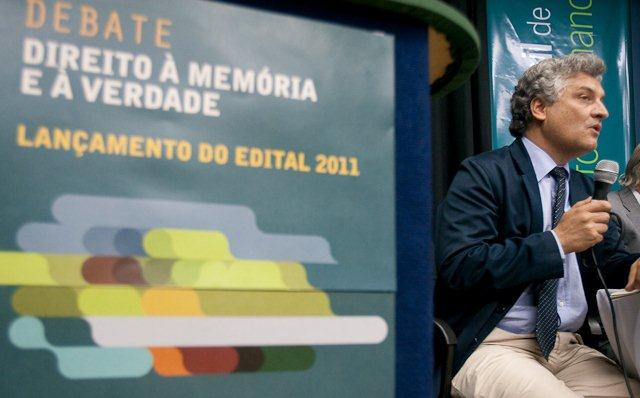 2010 - Debate - Memory and Truth – Effects of the Violation of these Rights Today (São Paulo)
