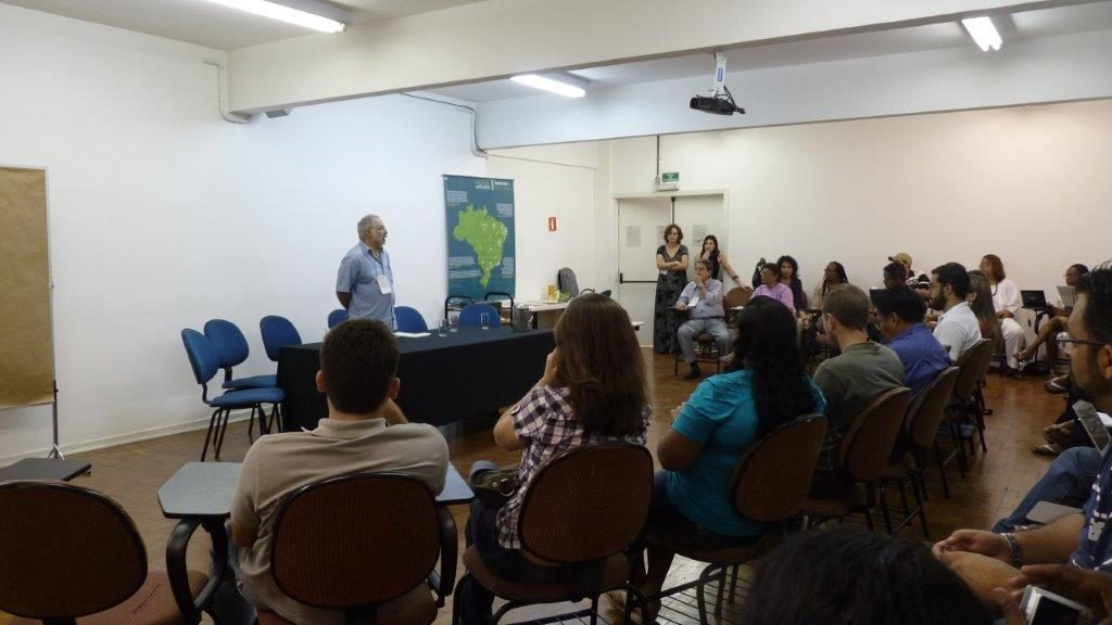 2011 Grantees Meeting   - Annual Call for Proposals (São Paulo)