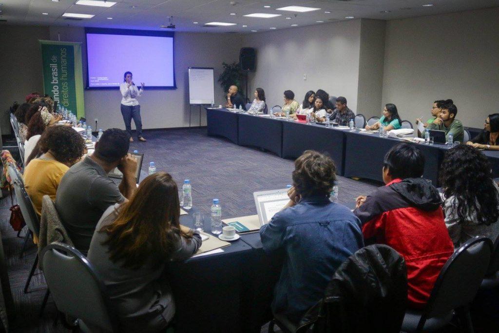 Grantees Meeting  - Annual Call for Proposal 2015  (São Paulo)