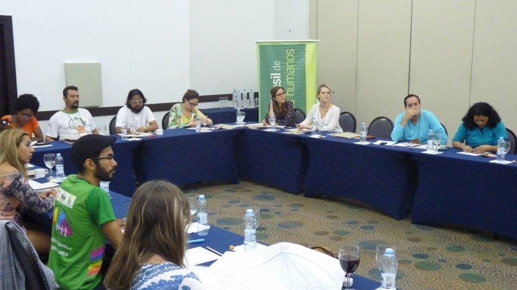 Grantees Meeting  - Specific calls for proposal: 2015 - Confronting human trafficking (São Paulo)